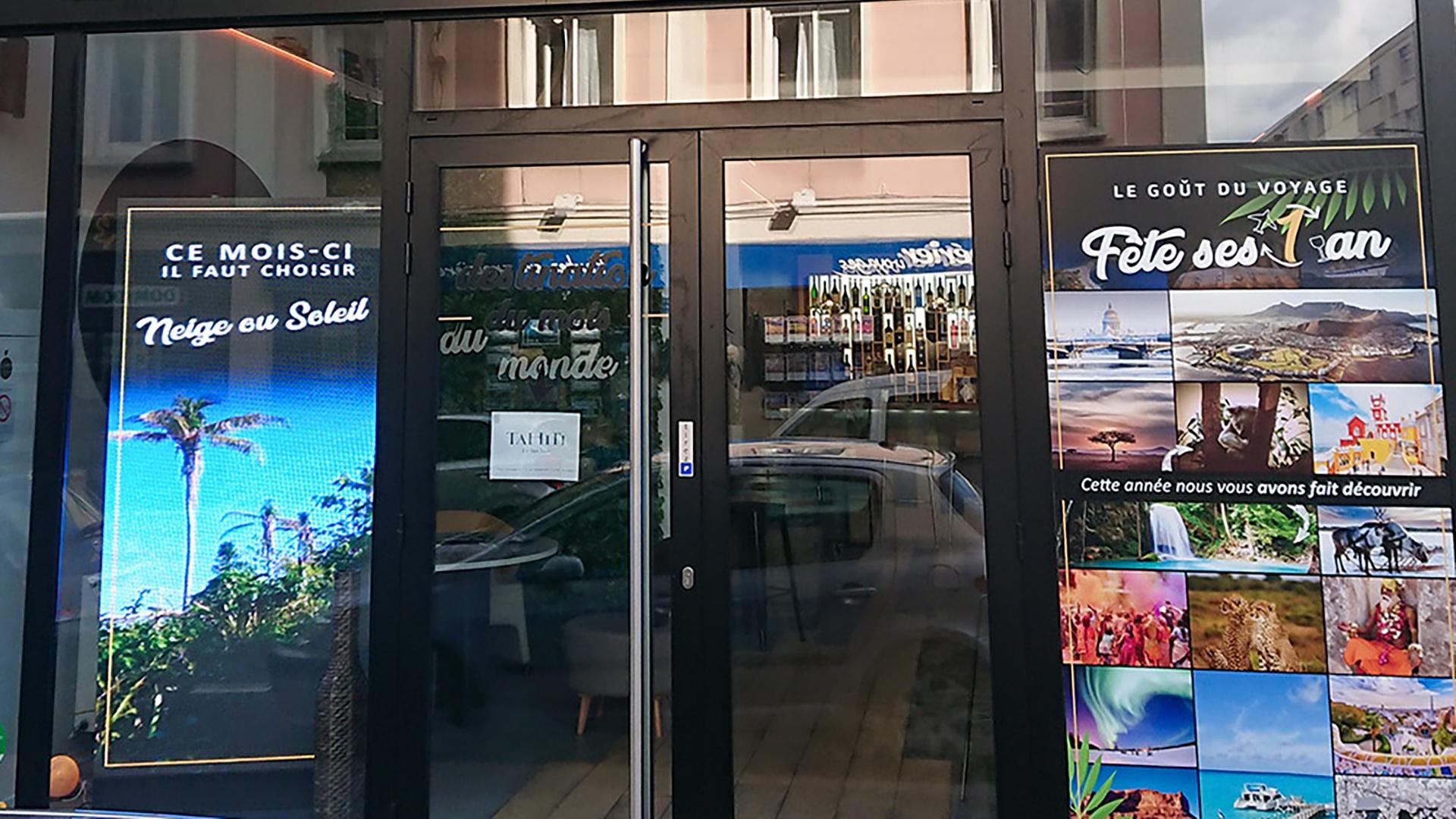 screenfit media produit indoor classico vitrine