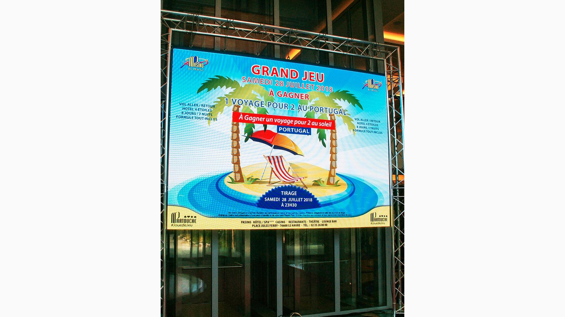 screenfit media produit outdoor splendide casino